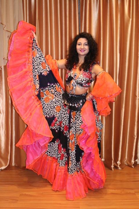Цыганские платья напрокат